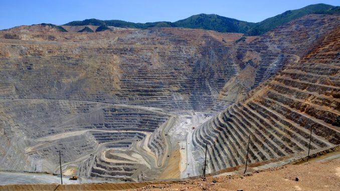Chile S Escondida Copper Mine Experiences A 63 Drop In