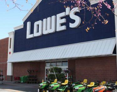 Lowe's Companies' Stock