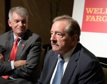 Wells Fargo Chairman Stephen Sanger