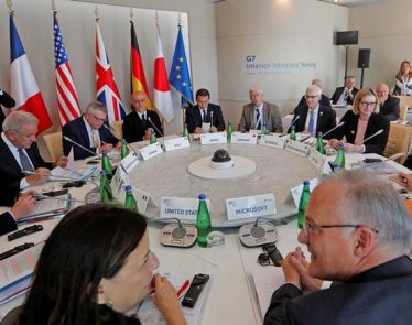 G7 Backs Internet Industry