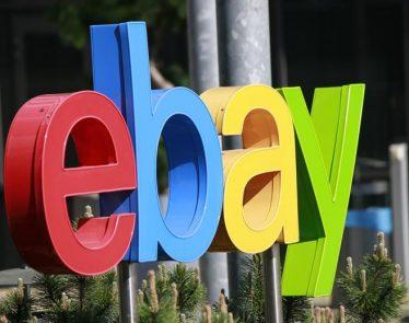 eBay shares