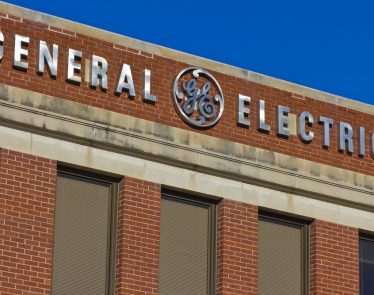 General Electric Shares Fall