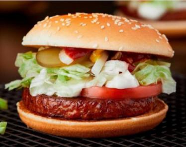 McVegan Burger