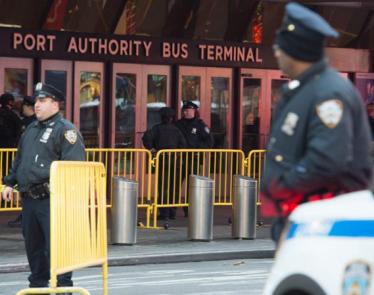 New York Bombing Suspect