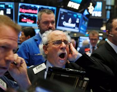 Dow Jones Plunge