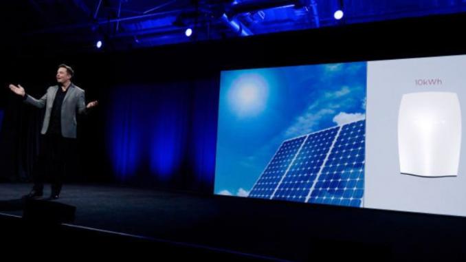 Tesla Selling Solar Panels