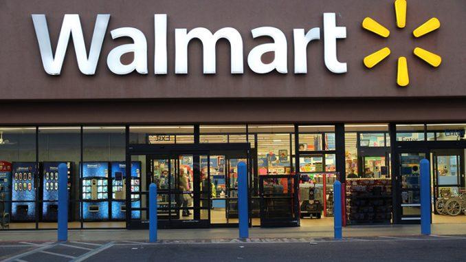 Walmart Stock Plunges