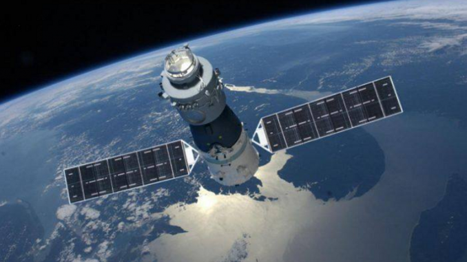 Chinese space station to crash to Earth at Easter Sunday