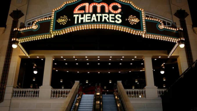 AMC Snags First Theatre Operating License