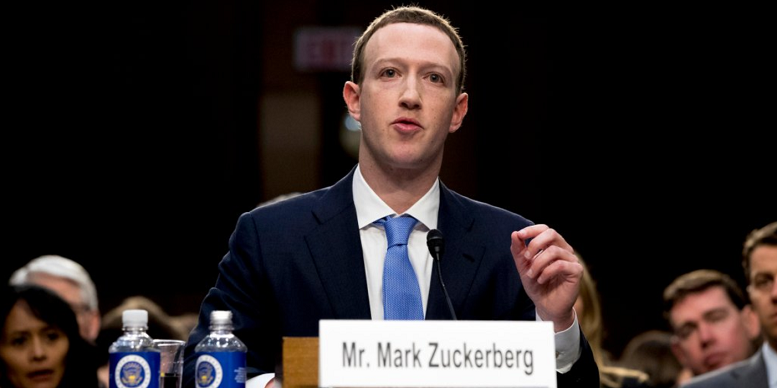 Mark Zuckerberg's Senate Testimonial