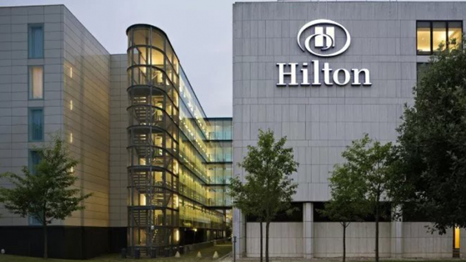 Hilton Worldwide Holdings Inc. (HLT), Ensco plc (ESV)