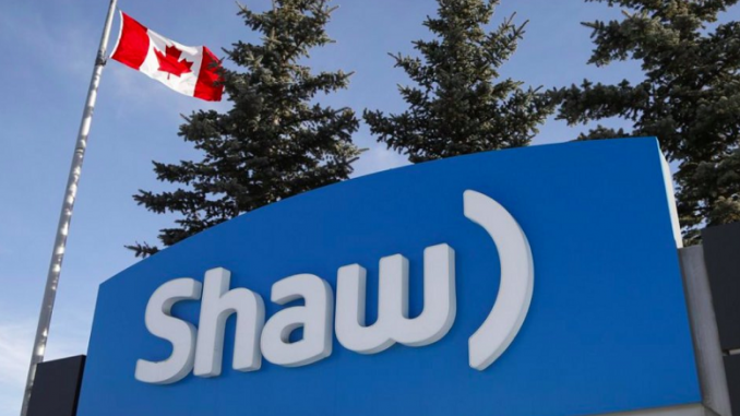 Shaw Communications (SJR.B) PT Lowered to C$27.00