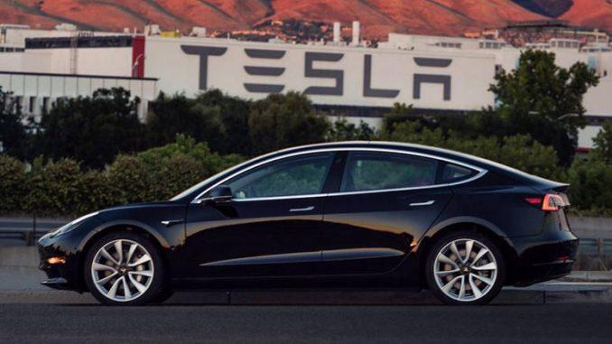 Tesla's Model 3 Production