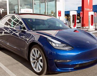 Tesla Model 3 Recommended
