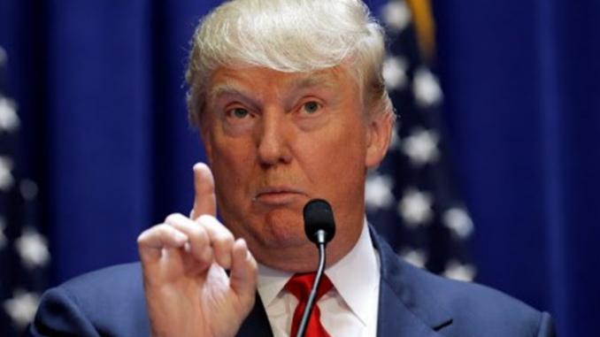 Donald Trump Admits Reimbursement