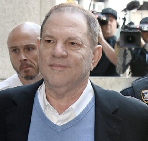 Harvey Weinstein Arrested