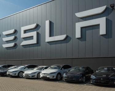 Tesla Q1 Results