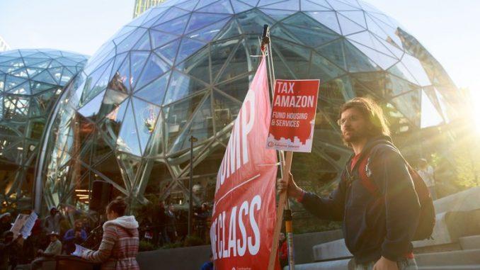 Seattle Raises Taxes