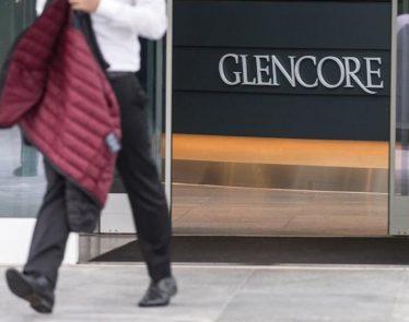 Glencore PLC subpoenaed