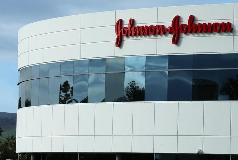 Johnson & Johnson shares