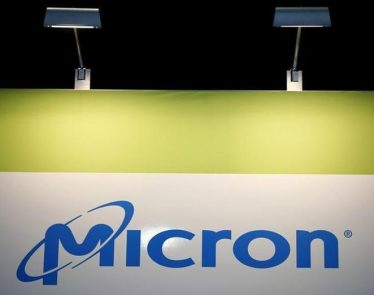 Micron shares plunge