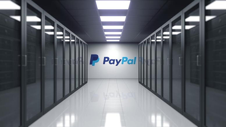 PayPal shares
