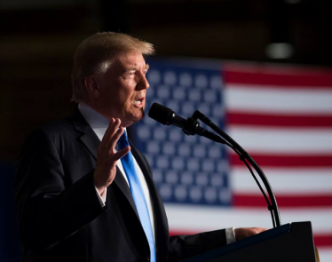 Trump Foundation sued