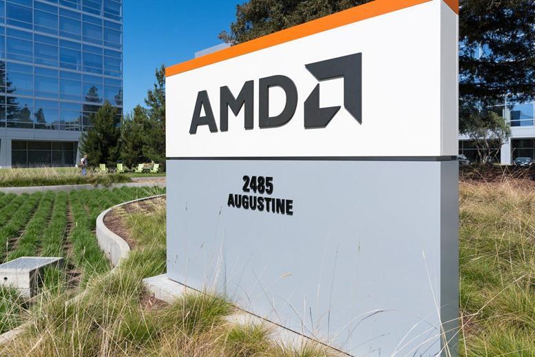 AMD earnings report