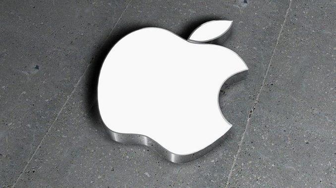 Apple reaches a new market cap high