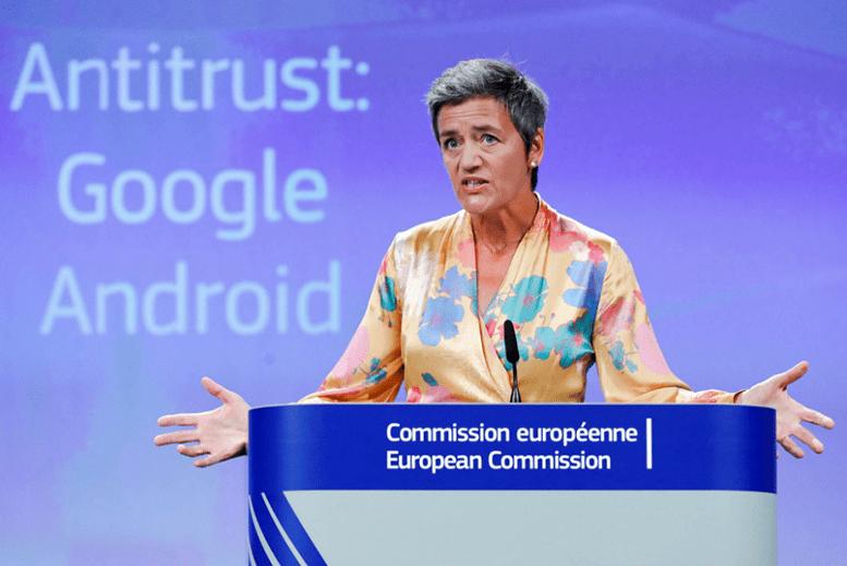 Google EU fine