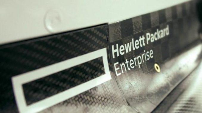 Hewlett Packard Shares