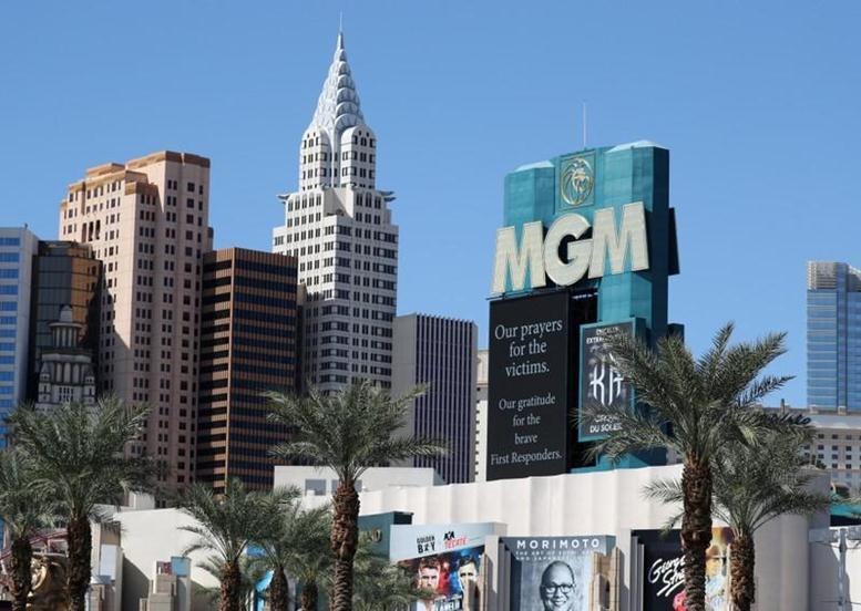 MGM Resorts NBA partnership