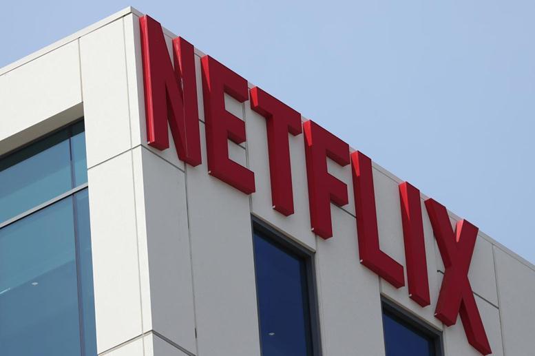 Netflix CFO