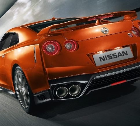 Nissan emissions test