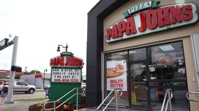 Papa John's Founder Resigns