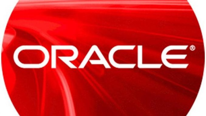 Oracle Corp Shares