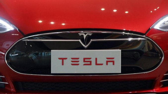 Tesla Competitor Going Public