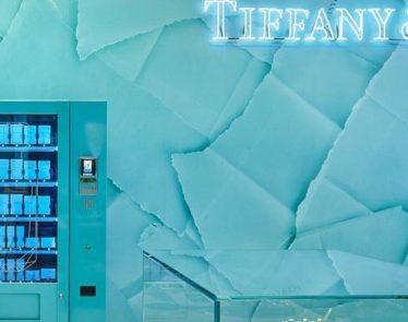 Tiffany stock plunge