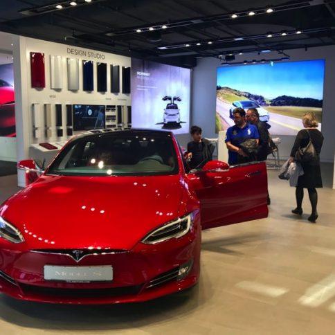 Tesla Suing Ontario