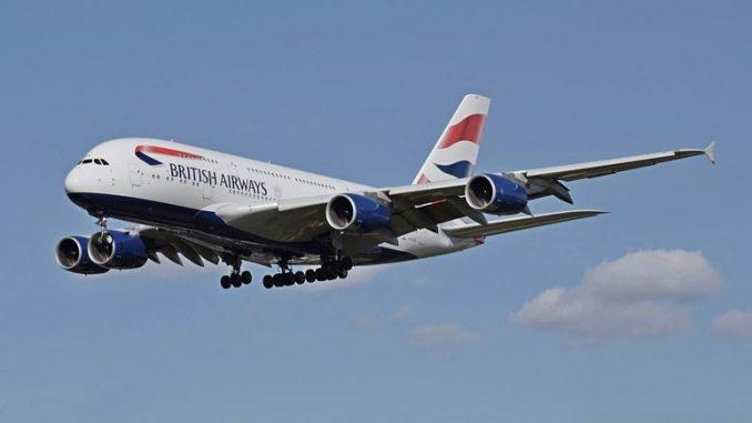 British Airways Breach