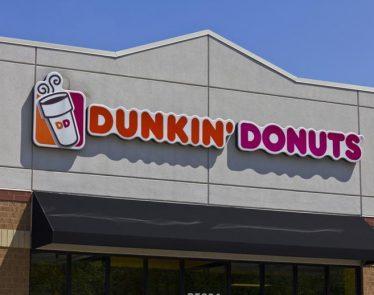 Dunkin' Donuts Rebranding