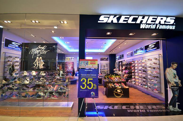 Skechers Q3 results