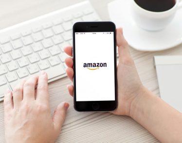 Amazon stock price today