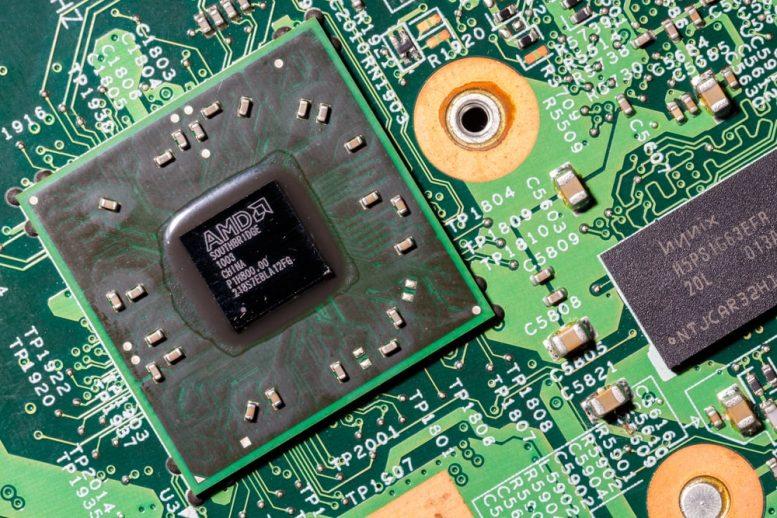 Advanced Micro Devices stock price today