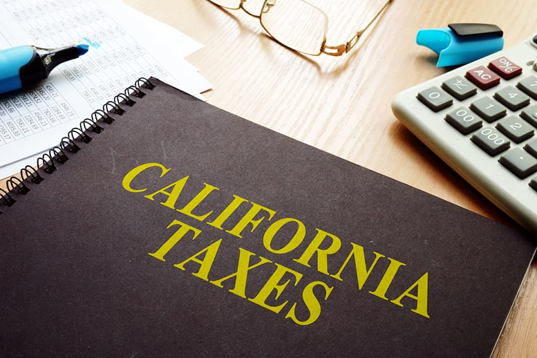 California Text Tax