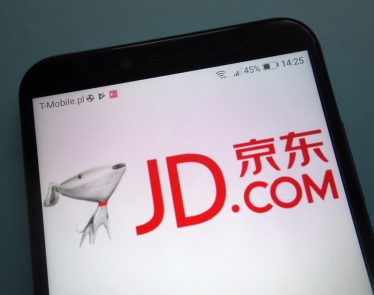 JD stock