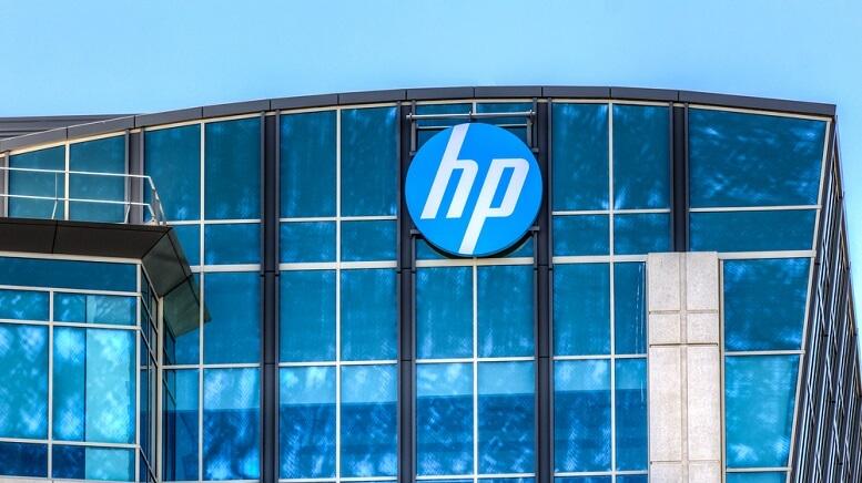 HP stock